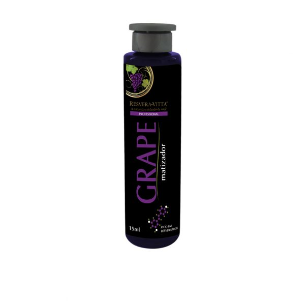 Ampola Grape Matizador 15ml
